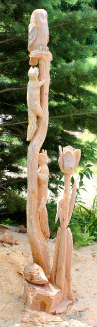 Lauth Usedom Carving